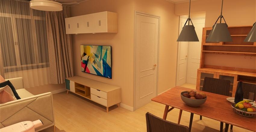 YING MING 11 Interior Design Render