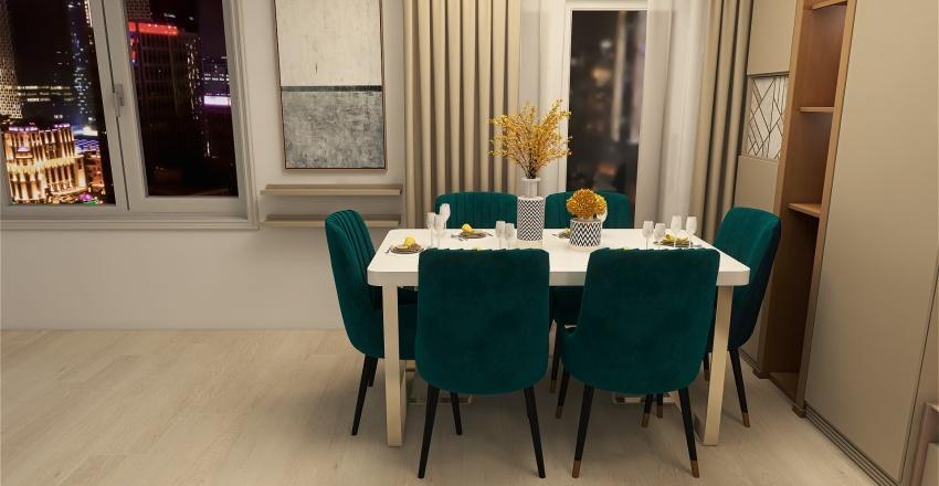 Living Bucuresti Interior Design Render