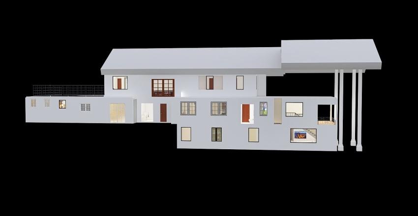 Lawrences Kingdom Courts home design Interior Design Render
