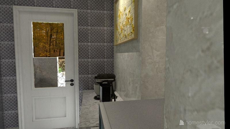 minha casa Interior Design Render