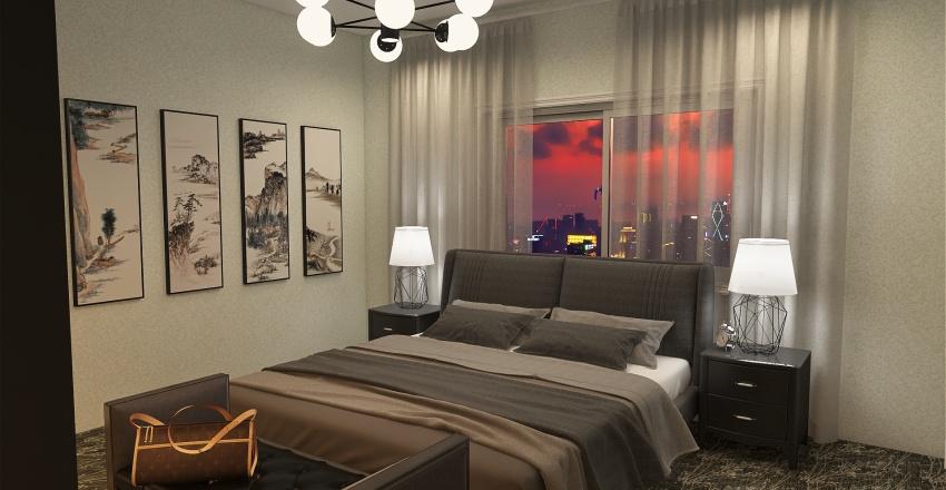 2021 Interior Design Render