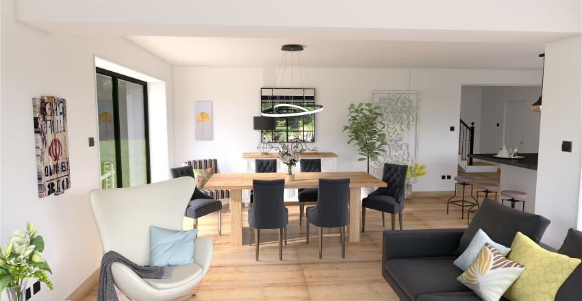 CARITG BENJAMIN Interior Design Render