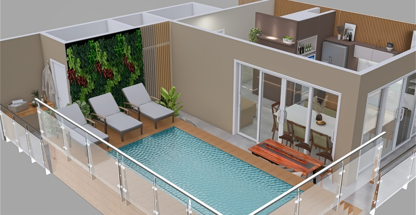 Guilherme Gaspari +guigasplima@gmail.com+01/07/21 Interior Design Render