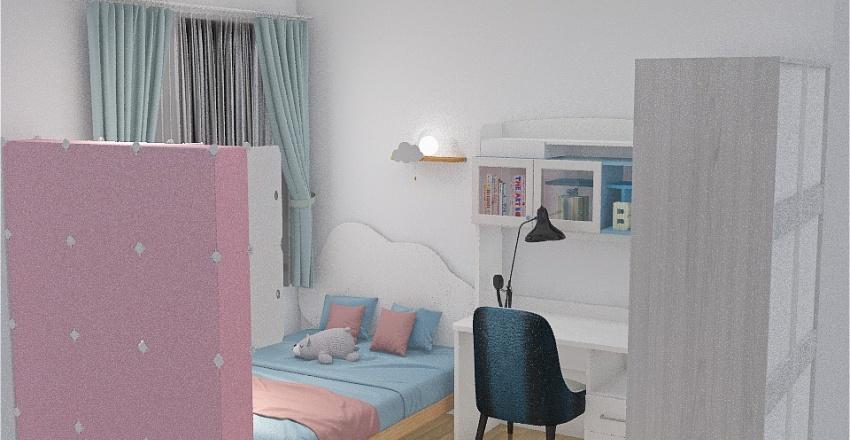 room260*335 Interior Design Render