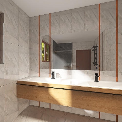 Copy of Copy of bathroom3 Interior Design Render