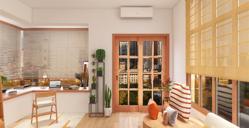 งาน11 Interior Design Render