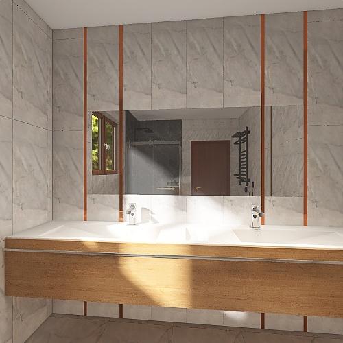 Copy of bathroom2 Interior Design Render