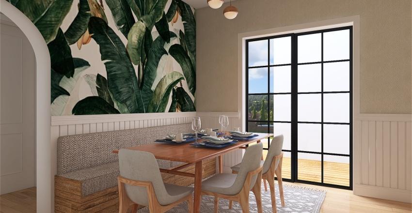 Lydius House Interior Design Render