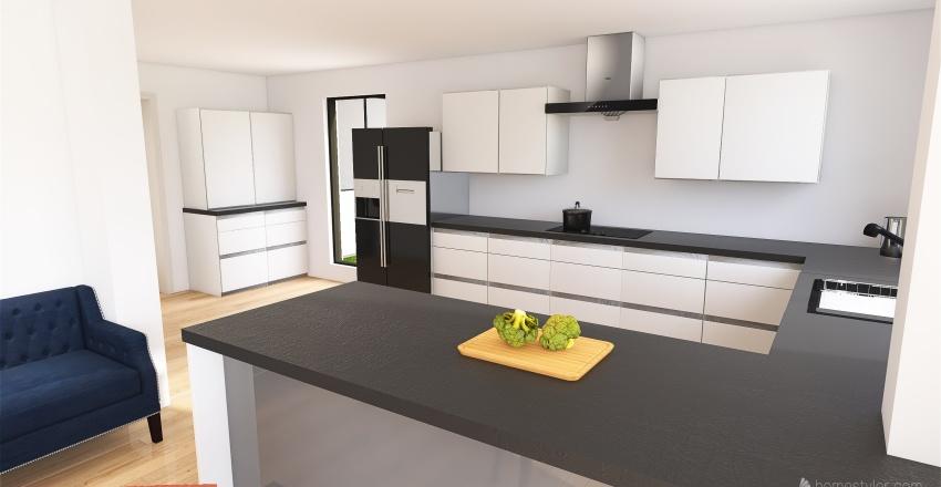 Better Laundry Interior Design Render