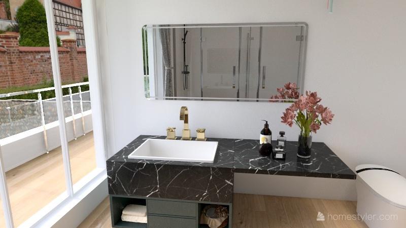 EN LA CIUDAD Interior Design Render