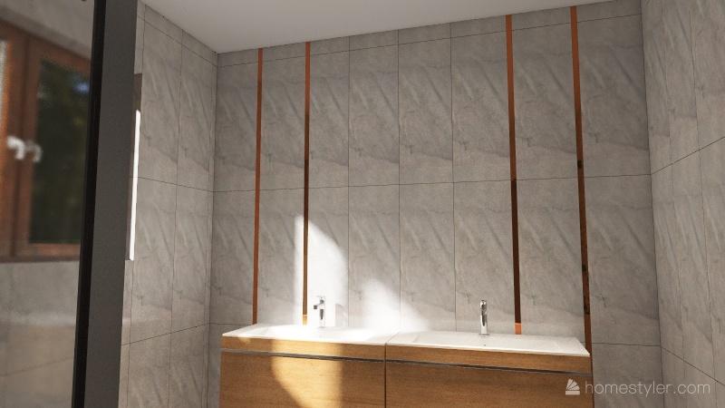 brainstorm bathroom2 Interior Design Render
