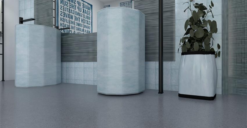THE QUAYSIDE PLAICE Interior Design Render