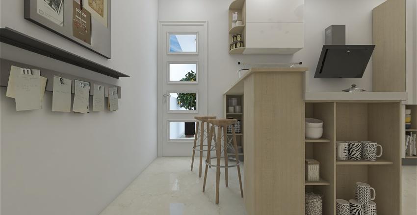 Ray Jaime I, Altea, España Interior Design Render