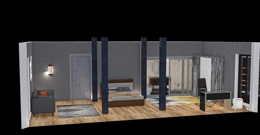 phong ngu Interior Design Render