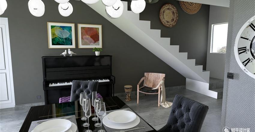 CATALOGUE 2 Interior Design Render