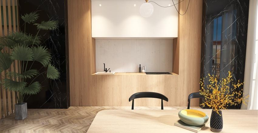 Gammy Interior Design Render