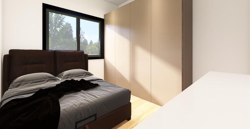Sobrados MA Interior Design Render