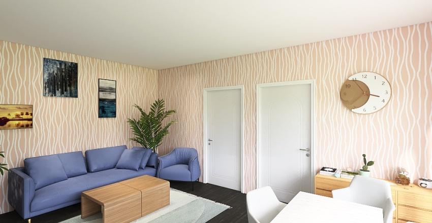 lagom Interior Design Render