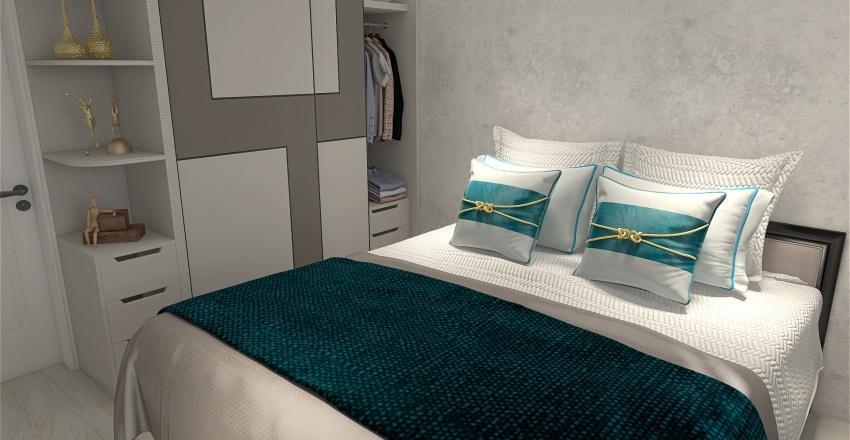 Le Vie Hotel Interior Design Render