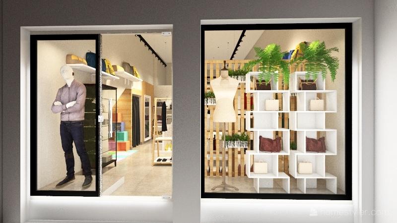 Copy of Loja Ana Paula Interior Design Render