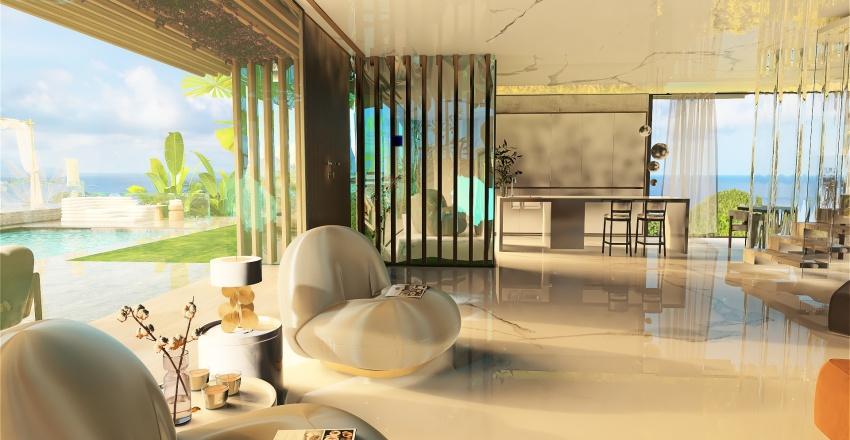 NATURE&EXTERİOR Interior Design Render