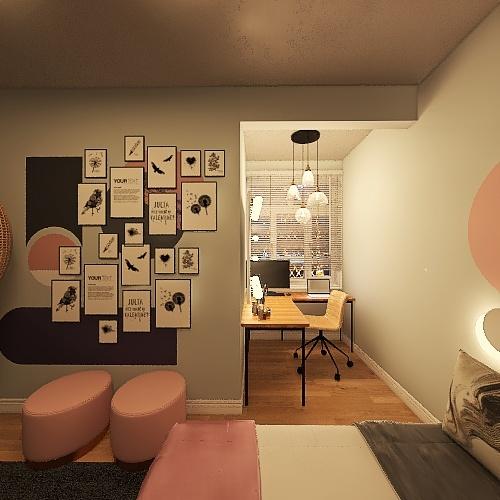 Isabela Interior Design Render