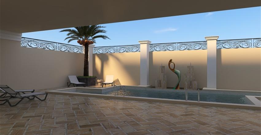 WIP WaterFront Interior Design Render