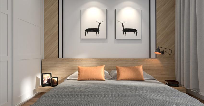 Copy of Nature Inspired Condo Interior Design Render