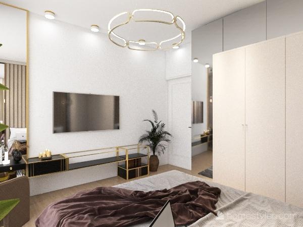Style home Interior Design Render
