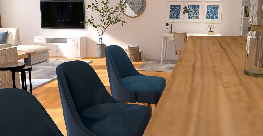 Mock Client Interior Design Render