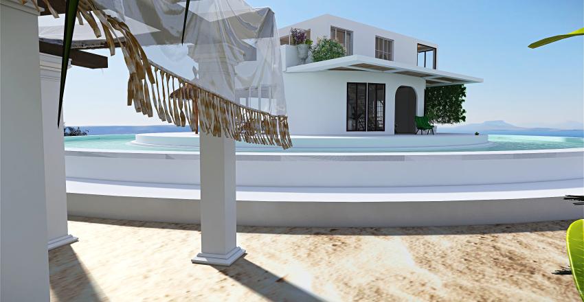Casa Paradiso Interior Design Render