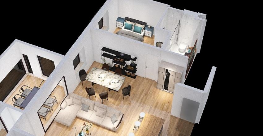 irit 2 Interior Design Render