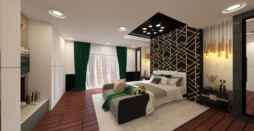 IDTT Inspired Interior Design Render