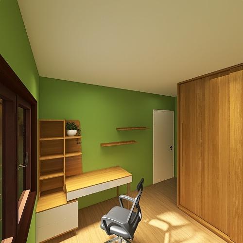 quarto carol Interior Design Render