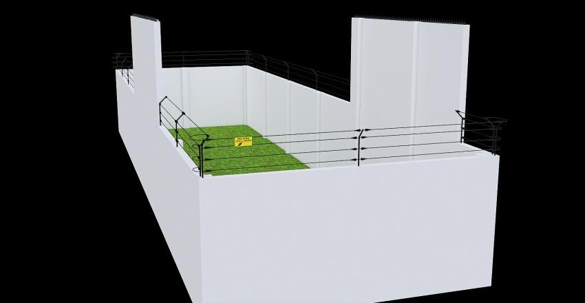 Cerco Eléctrico Interior Design Render