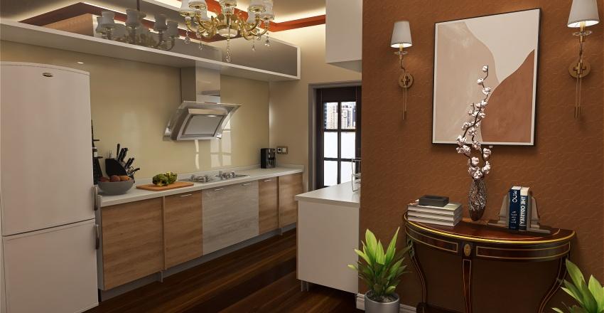 new layout Interior Design Render