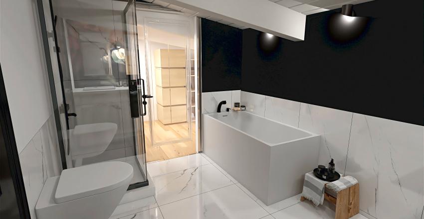 Filipińska mieszkanie 2 Interior Design Render