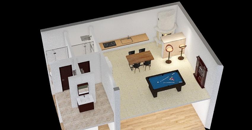 gourmet sitio teste Interior Design Render