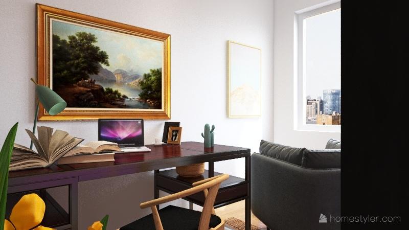 MY LITTLE HOUSE Interior Design Render