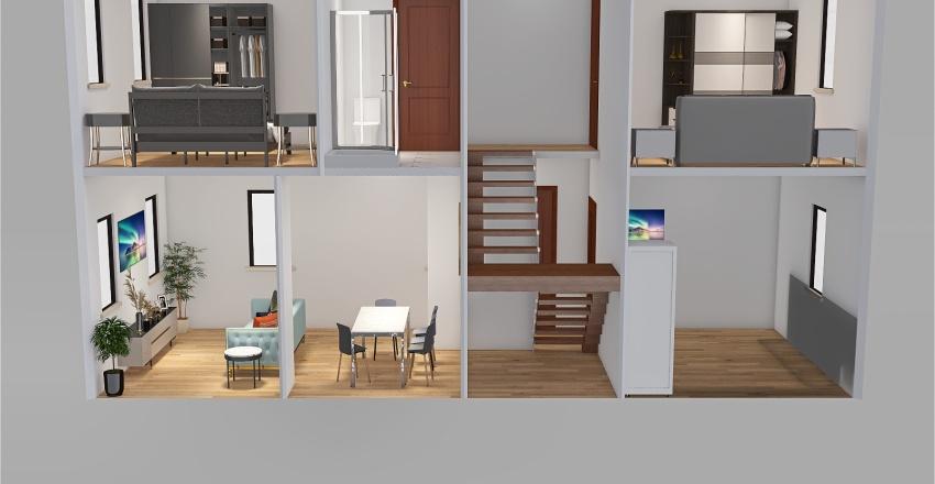 li_hubert1- order 3_v2_copy1 Interior Design Render