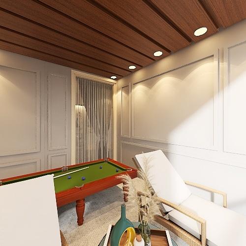 CONDOMINIUM Interior Design Render