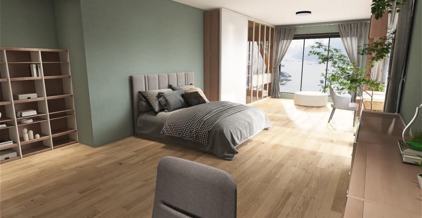 House 9 Interior Design Render