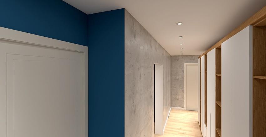 NEW_Living_holl Interior Design Render
