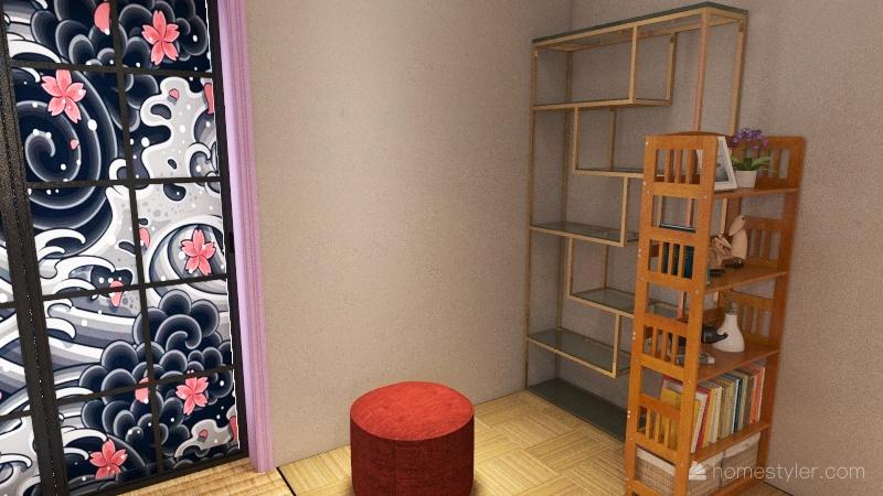 Byakko Interior Design Render
