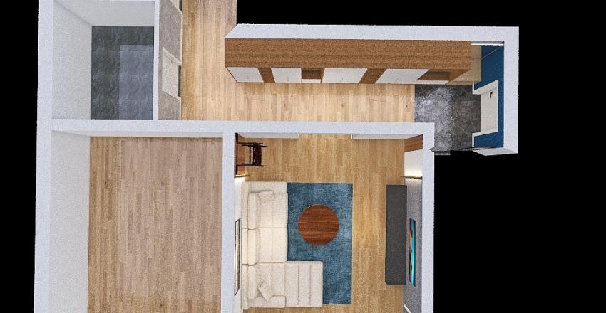 Copy of NEW_Living_holl Interior Design Render