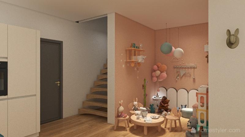 my future house Interior Design Render