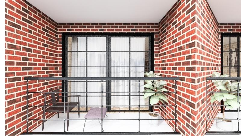 arpatment Interior Design Render