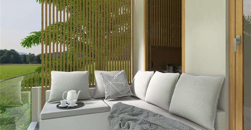 Uluwatu 2 floor Interior Design Render