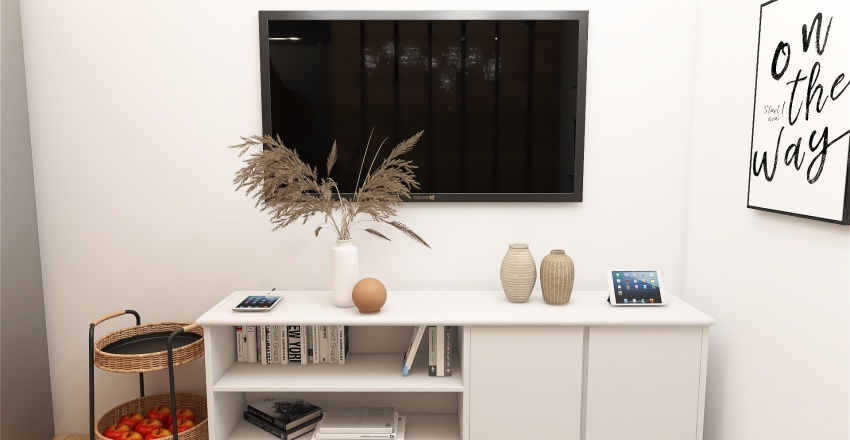LK7 Interior Design Render