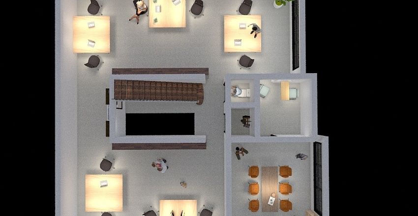 C35 v2 Interior Design Render